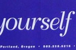 Bumper Sticker: Give Yourself to Love
