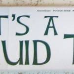Bumper Sticker: It's A Druid Thing