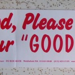 Bumper Sticker: Dear God, Please Save Me From Your Good People