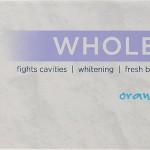 Tom's of Maine: Toothpaste AntiCavity Whitening Fluoride Gel Orange-Mango, 4.7 oz