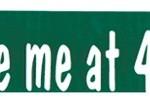 Bumper Sticker: Wake me at 4:20