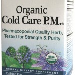 Traditional Medicine's: Cold Care PM, 16 packet box of Tea