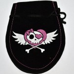 Pirate Pouch: Girl Pirate Party Bag