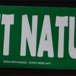 Bumper Sticker: Keep it Natural