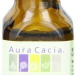 Tea Tree Essential Oil:  .5 fl oz – Aura Cacia 100% Pure