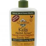 All Terrain Kids Herbal Armor DEET-Free Natural Insect Repellent