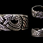 JD-AD24 Raven Ring Small