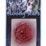 Zombie Bloody Scar #1 (66078)