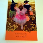 Halloween Card: Costumes, Candy?