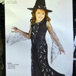 Kids Witch Sorceress Harry Potter Halloween Costume S Girls Small (4-6)