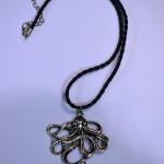 Sea Life Octopus Pendant Charm Necklace