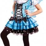 Bluebelle Fairy Costume: Girl, Large 12-14
