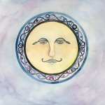 Card: Celtic Moon by Jill Sattler
