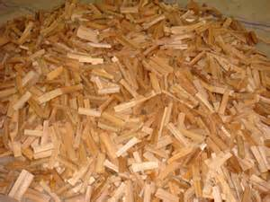 sandalwoodchips