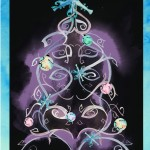 Card: Celtic Tree by Jill Sattler